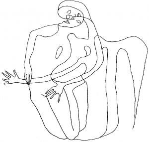 Gerlóczi Sári rajza